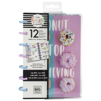 "Happy Planner 12-Month Date Mini Planner 5.125""X7.5""-Sprinkle Kindness, July 2019-June 2020"
