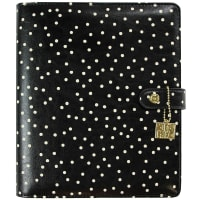 Carpe Diem A5 Planner-Black Speckle