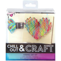 Chill Out & Craft String Art Kit
