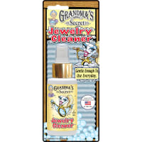 Grandma's Secret Jewelry Cleaner Blister Card-3oz