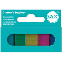 Crafter's Staples 1,500/Pkg-Assorted Colors