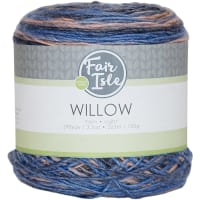 Fair Isle Willow 100g Yarn-River Walk