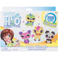 H2O Fused Bead Kit-Furry Friends