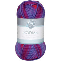Fair Isle Kodiak Space Dye Yarn-Meadow Bloom