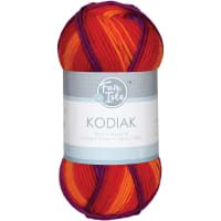 Fair Isle Kodiak Space Dye Yarn-Sundown