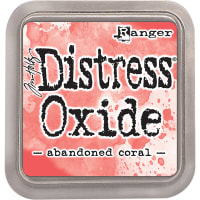 Tim Holtz Distress Oxides Ink Pad-Abandoned Coral