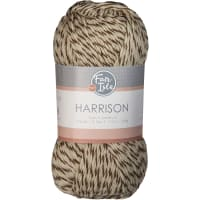 Fair Isle Harrison Yarn-Light Mocha