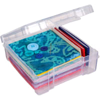 "ArtBin Essentials Box-6""X6"" Translucent"
