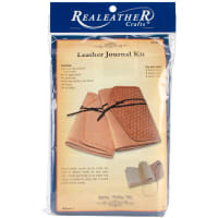 Leathercraft Kit-Dark Brown Journal