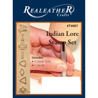 Indian Lore Stamp Set
