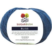Sugar Bush Bliss Yarn-True Navy