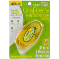 "Crafter's Tape Removable Glue Runner-.31""X315"" For Tape Runner 05632"