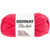 Bernat Blanket Yarn-Cranberry