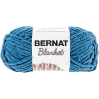 Bernat Blanket Yarn-Dark Teal