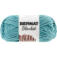 Bernat Blanket Yarn-Light Teal