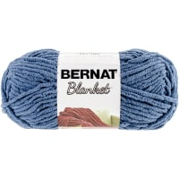 Bernat Blanket Yarn-Country Blue