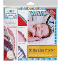 Ammees Babies Edgit Piercing Crochet Hook & Book Set-On The Edge Crochet
