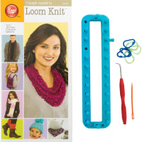 Boye I Taught Myself to Loom Knit