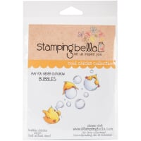 Stamping Bella Cling Stamps-Bubble