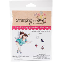 Stamping Bella Cling Stamps-The Everything Fairy