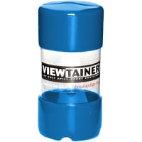 "Viewtainer Slit Top Storage Container 2""X4""-Sky Blue"
