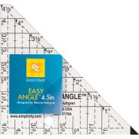 """EZ Quilting Easy Angle-1/2"""" To 4"""""""