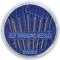 Singer Self-Threading Hand Needle Compact-Assorted 15/Pkg