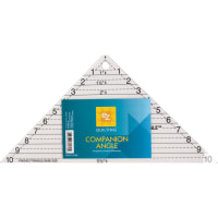 """EZ Quilting Companion Angle-1"""" To 10"""""""