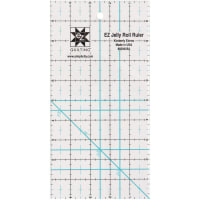 """EZ Quilting Jelly Roll Ruler-5""""X10"""""""