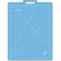"June Tailor Gridded Rotary Mat W/Handle 18""X26"" -W/17""X23"" Grid"