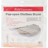"Innovative Home Creations Collapsible Sweater Dryer30""X29.5"" White"