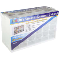 "ArtBin Store-In-Drawer Cabinet-14.375""X6""X8.75"" Translucent"
