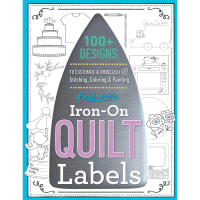 Best-Ever Iron-On Quilt Labels-Variety Of Styles