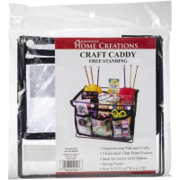 "Innovative Home Creations Free Standing Caddy 9.5""X6.5""X6.0""-W/3 Pockets"