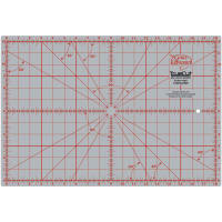 "TrueCut DoubleSided Rotary Cutting Mat 12""X18"""
