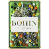Bohin Glass Head Applique Pins-Size 12 150/Pkg