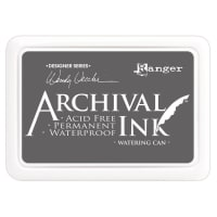 Wendy Vecchi Archival Ink Pad-Watering Can