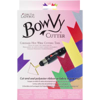 Little Pink Ladybug Bowvy Cutter -Hot Wire Cutting Tool
