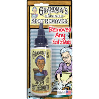 Grandma's Secret Spot Remover Blister Card -2oz
