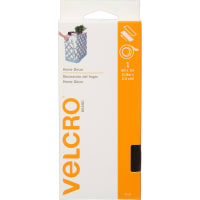 "VELCRO(R) Brand Home Decor Sew-On & Sticky Back Tape 1""X6'-Black"