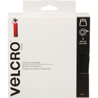 "VELCRO(R) Brand Industrial Strength Tape 2""X10'-Black"