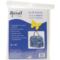 "Bosal In-R-Form Unique Sew-In Foam Stabilizer-18""X58"""