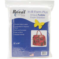 "Bosal In-R-Form Plus Unique Fusible Foam Stabilizer-18""X58"""