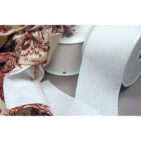 """Wrights NonWoven Drapery Tape 3""""X50yd"""