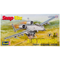 SnapTite Plastic Model Kit-A-10 Warthog Desktop 1:72