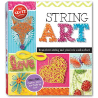 String Art Book Kit-