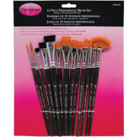 Donna Dewberry Professional Brush Set-13/Pkg