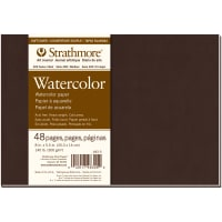 "Strathmore Softcover Watercolor Journal 8""X5.5""-24 Sheets"
