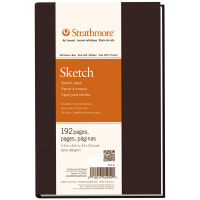 "Strathmore Sketch Journal 5.5""X8.5""-96 Sheets"
