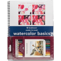 Learn To Paint Watercolor Basics Set